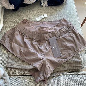 NWT] adidas stella mccartney running shorts